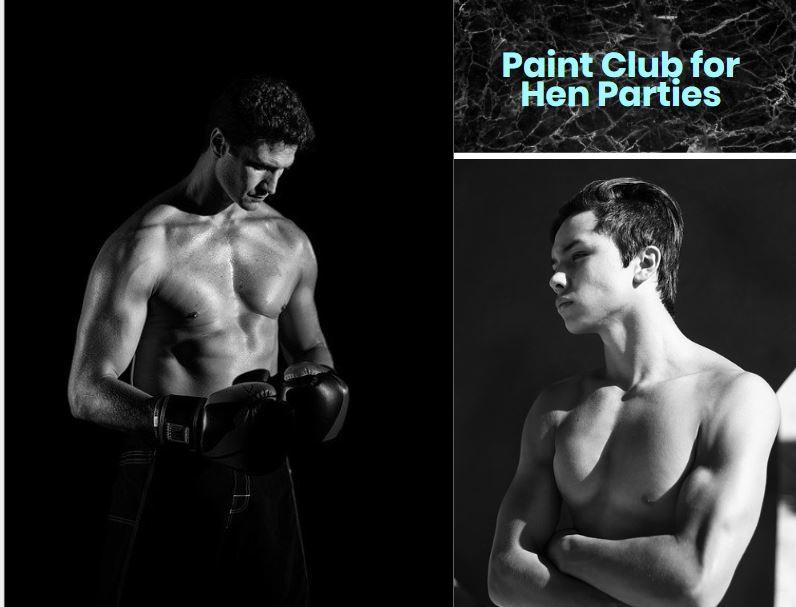 hen party paint club
